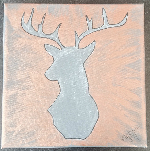 copper stag for sale
