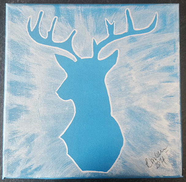 silver stag for sale